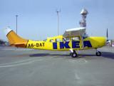 Cessna C206  Cardinal A6-DAT