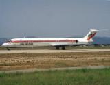 MD-80  G-BNSB