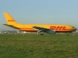 A300F OO-DLC LHR