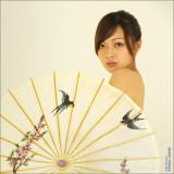 model: Serena Chan from Hong Kong