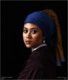 Astrid Restu - Girl with Pearl Earring