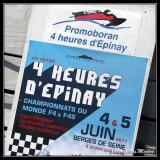 Epinay (France) Formula 4 World Championship