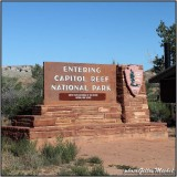 Capitol Reef US National Park