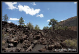 Sunset Crater US National Park
