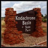 Kodachrome Basin US State Park