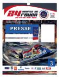 Motorboat Racing World Championship ROUEN 2012