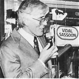 Tom Yeardye Managing Director of Vidal Sassoon