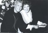 Vidal Sassoon  with Vivienne Mackinder