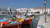 Fishing boats - Mykonos