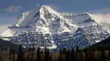 Mt Robson - Monarch of the Rockies