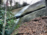Part Of Stone Mt. Nerve Been to before (Stone Mt. NC) 12/3/11