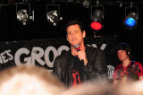 9/9/11 at ARLENE'S GROCERY - JIM CARREY (public)