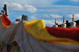 Line of Stupas 塔群