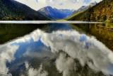 Clouds 雲映