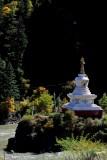 Stupa on Islet 小島佛塔