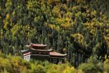 Tibetan House 藏居秋色