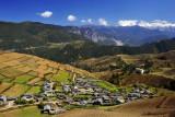 Villages near Zhongdian 中甸村落