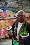 Tibetan Pilgrim 藏民