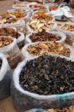 They sell Herbs 擺攤