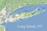Long Island (from Google Maps)