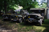 Willys Jeep + Dodge WC 51
