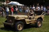 Willys Jeep Desert Rats