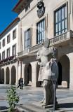 Conjunto arquitectónico composto pelos edifícios da Teatro-Cine, Câmara M., CTT, Telecom e CGD (CIP)