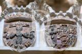 Os Escudos de Armas de D. João e D. Filipa