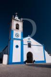Pórtico da torre sineira, pórtico da galilé e pia baptismal da Igreja Nova de Mafra (IIP)