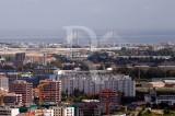 O Aeroporto e a Ponte Vasco da Gama