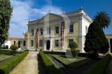 Edifício que foi residência de Guilherme e João Diogo Stephens (IIP)