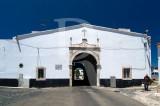 Portas e baluartes da 2.ª linha de fortificações