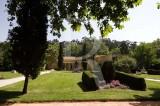 O Parque D. Carlos em 14 de maio de 2011