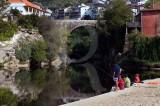 O Rio Alva em Avô