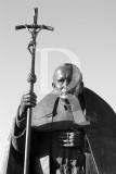 John Paul the 2nd, by Czeslaw Dzwigaj