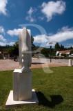 Escultura de Alzira Póvoa