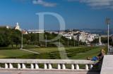 Lisboa Vista do Parque Eduardo VII