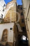 Rua da Judiaria e Arco do Rosário