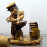 Paliteiro. Aguadeiro - Manuel Mafra (Déc. 70 do séc. XIX)