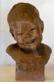 Busto de Criança de Costa Motta Sobrinho (1908)