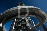 A Antiga Torre da Refinaria da Petrogal