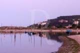 A Lagoa de Óbidos em 27 de agosto de 2011