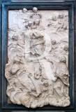 São Teotónio em Adoração a Nossa Senhora da Conceição, Rodeada por Anjos, por Roberto Silva Campos