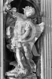 São Miguel, por Gian Battista Maini (1732)