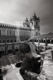 O Claustro de Dom Dinis e a Abadia
