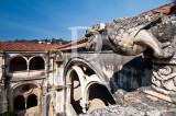 As Gárgulas do Mosteiro de Alcobaça