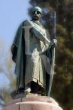 Rei D. Afonso Henriques (Guimarães, Viseu ou Coimbra, 1108 ou 1109 - Coimbra, 1185)