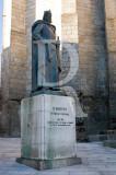 D. Sancho I, na Guarda