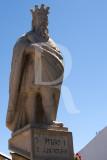 D. Pedro I, em Castelo Branco