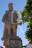 D. João I, em Castelo Branco